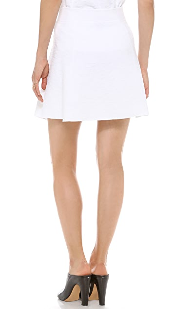 Theory Mega Doreene B Skirt