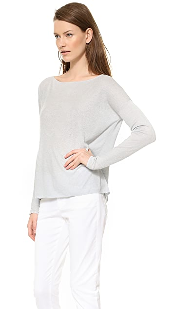 Theory Sag Harbor Forestra Sweater