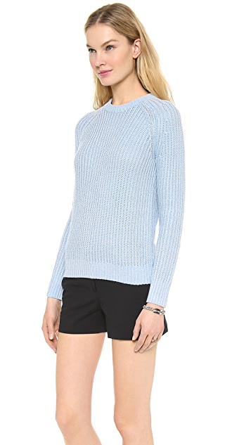 Theory Calming Brombly Sweater