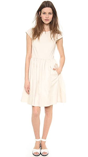 Theory Reska Taranto Dress