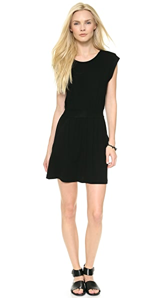 Theory Ribbed Ettia Dress