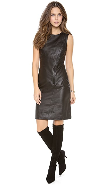 Theory Prudential Lux Kuval L Dress
