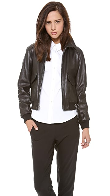 Theory Browsal Keilah Jacket