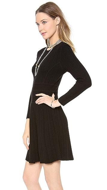 Theory Evian Stretch Chloh Dress