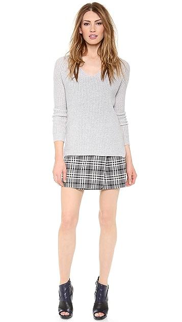 Theory Medley Katen Skirt