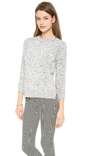 Theory Rainee Marled Sweater