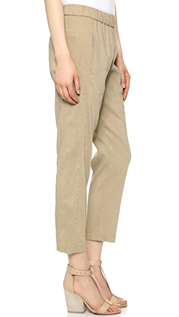 Theory Crunch Korene Trousers