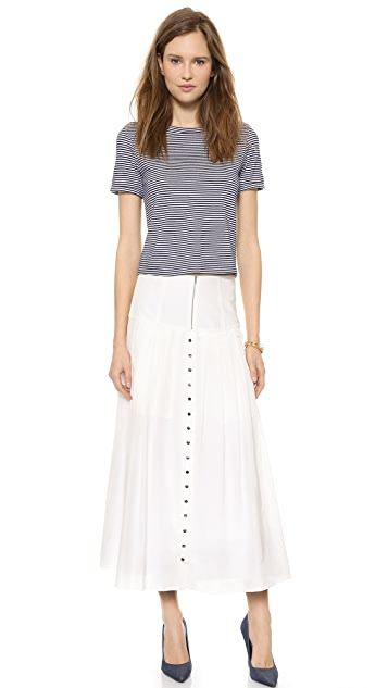 Theory Freyza Swah Skirt