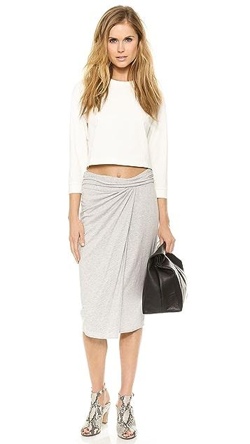 Theory Rhina Skirt