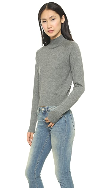 Theory Staple Alira Cashmere Sweater