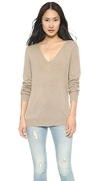 Theory Cashmere Wynn A Sweater