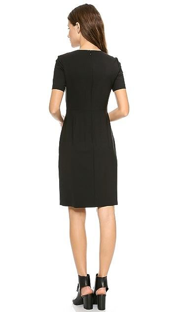 Theory Winstine W Betoken Dress