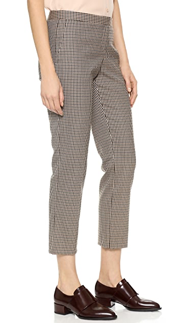 Theory Intrigued Item Cropped Pants
