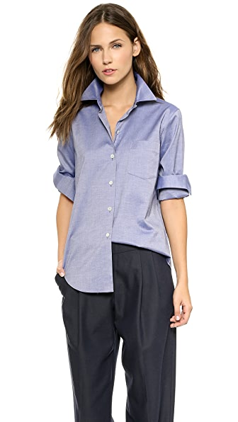 Theory Panama Perfect Button Down