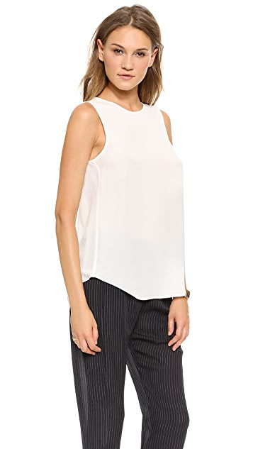 Theory Bringam Blouse