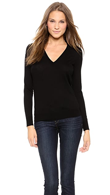 Theory Refine Marlien Sweater