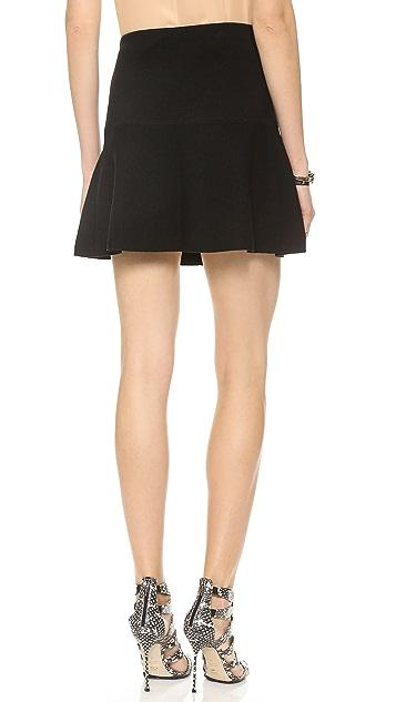 Theory Evian Stretch Gida K Skirt