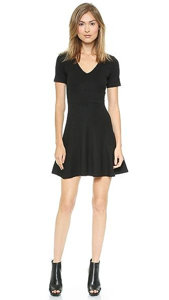 Theory Nikay V Classical Dress