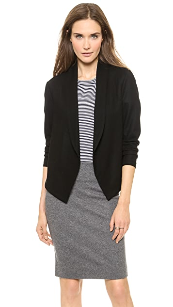 Theory Victorious Nove Cropped Jacket