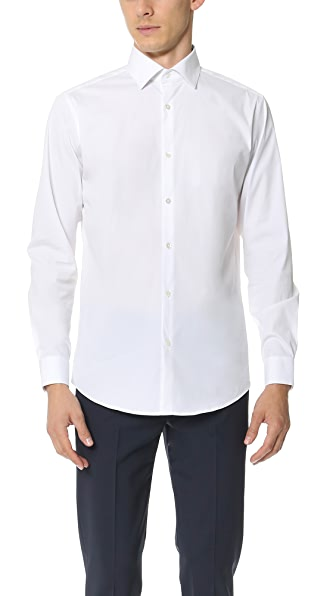 Theory Kenai Dress Shirt