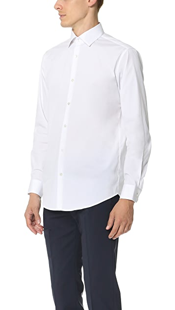 Theory Kenai Dress Shirt