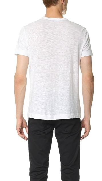 Theory Nebulous Slub T-Shirt