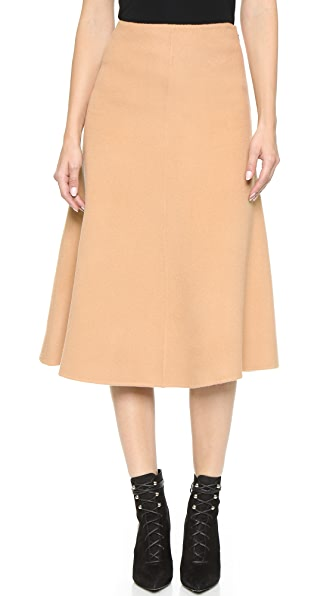 Theory New Divide Uthema Skirt