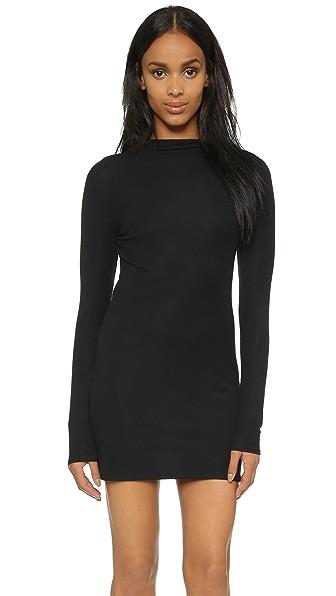 Kupi Theory online i prodaja Theory Faolan Dress Black haljinu online