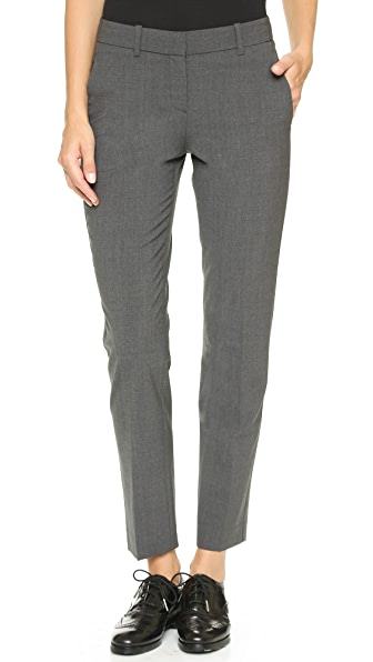 Theory Edition Four Testra 2B Pants - Charcoal