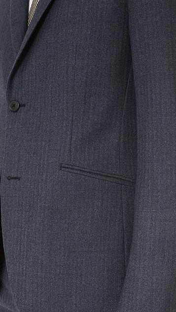Theory Rodolf Deering Suit Jacket