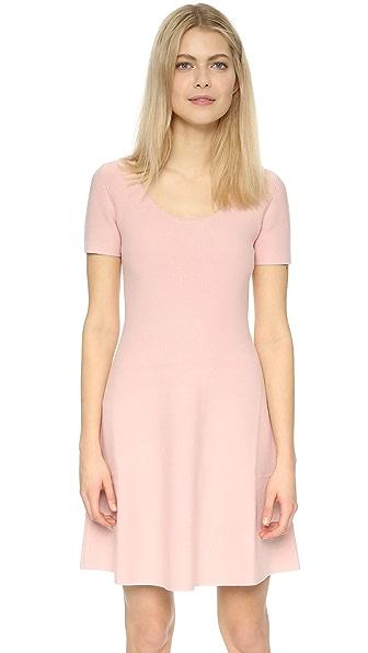 Theory Cordis C Dress - Blush