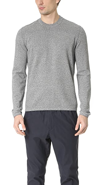 Theory Gallard Granitos Sweater