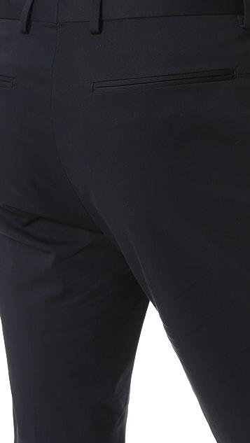 Theory Beck Lenix Shorts