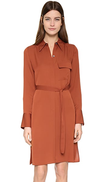Theory Marbara Shirtdress