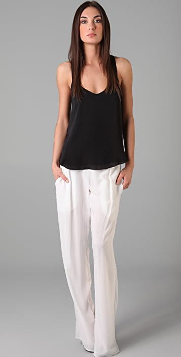 Theyskens' Theory Buci Top