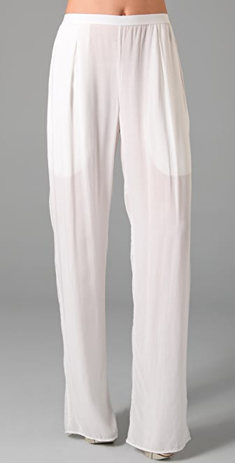 Theyskens' Theory Lolit Pants