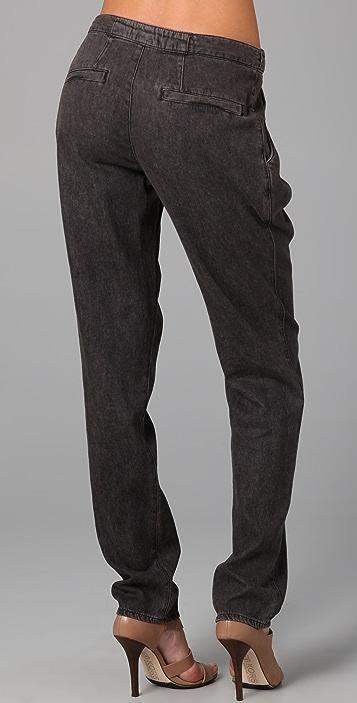 Theyskens' Theory Pazzu Harem Jeans