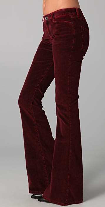 Theyskens' Theory Werner Pants