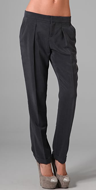 Theyskens' Theory Faxon Pants