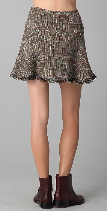 Theyskens' Theory Saman Fandi Skirt