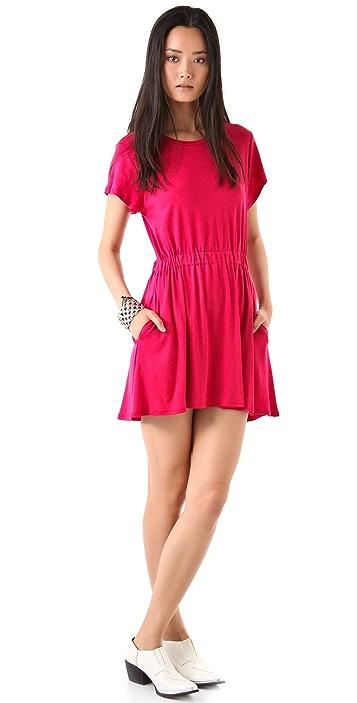Theyskens' Theory Cashu Fiola Dress