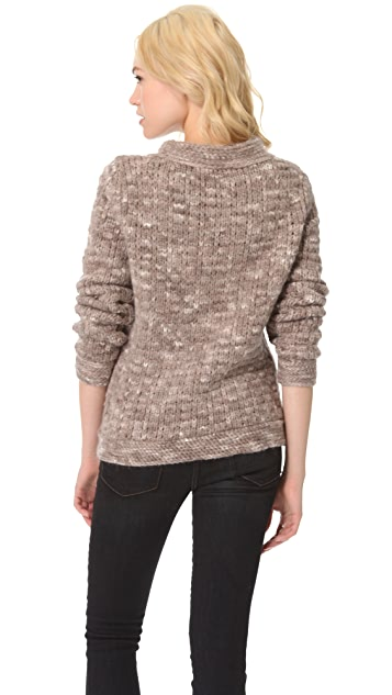 Theyskens' Theory Kive Yourney Sweater
