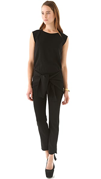 Theyskens' Theory Ginta Fomment Jumpsuit