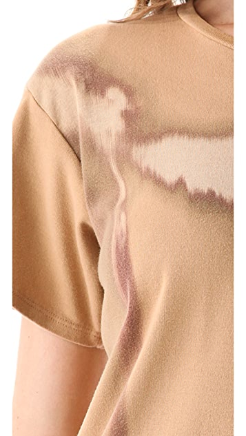 Theyskens' Theory Caya Igolden Top
