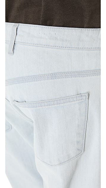 Theyskens' Theory Pasco Vintage Jeans