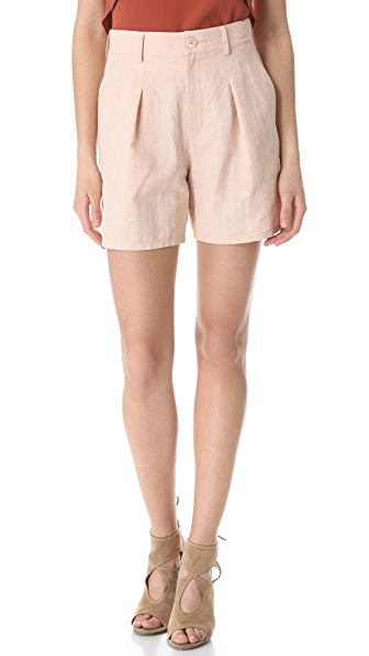 Theyskens' Theory Parker Fescape Shorts