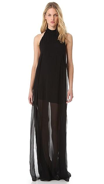 Theyskens' Theory Daller Fotel Dress