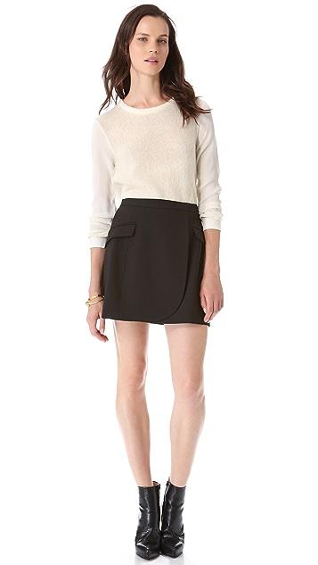 Theyskens' Theory Sakee Skirt