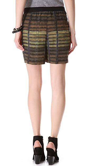 Theyskens' Theory Pung Shorts