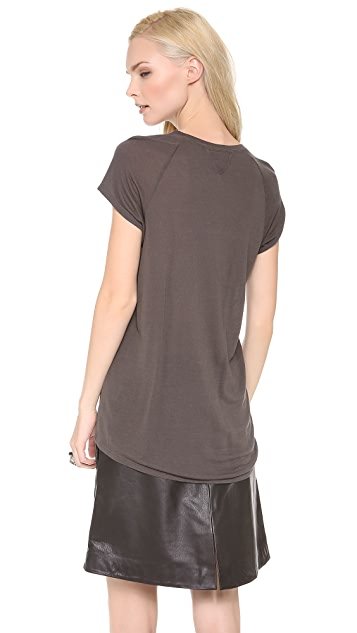 Theyskens' Theory Clousana Tee